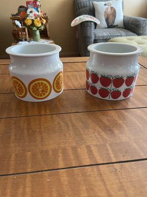 Kitchen containers - Arabia china for Sale in Fontana, CA