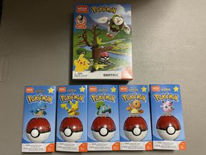 Mega Construx Pokemon for Sale in Brooklyn, NY