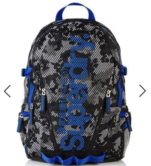 Superdry Camo Mesh Backpack for Sale in Palm Harbor, FL