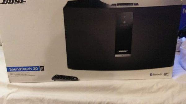 Brand new Bose Soundtouch 30 lll Home Audio Theatre