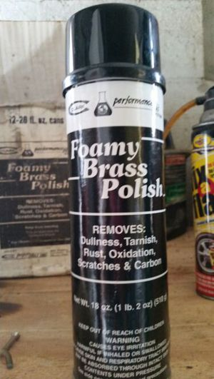 Foamy bass polish for Sale in Hialeah, FL