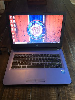 HP pavillion 1000 laptop notebook in blue for Sale in Suffolk, VA