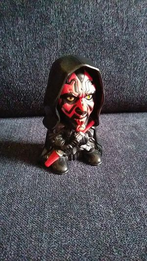 Darth Maul Photo Viewer - 2005 Star Wars Episode III Burger King Kids Meal Toy - COLLECTIBLE for Sale in Belleville, MI