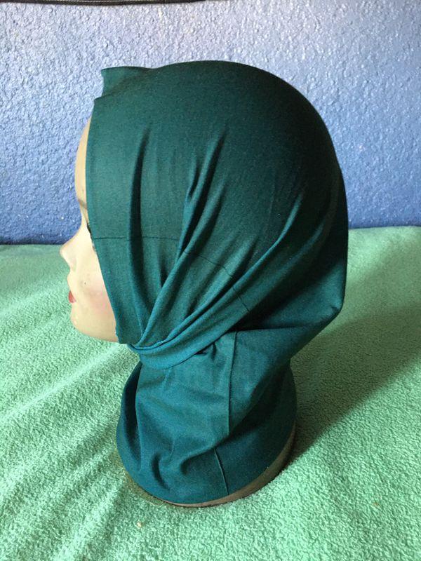 Green Cooling Head Gaiter