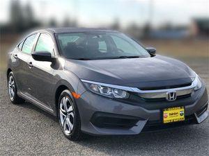 2016 Honda Civic Sedan for Sale in Marysville, WA