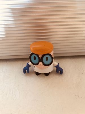3' inch Dexter's Laboratory Cartoon Network from 2000 for Sale in PA, US