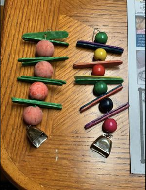 Homemade Bird Toys for Sale in Jefferson City, MO