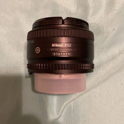 Nikon lens Open Box for Sale in The Colony,  TX