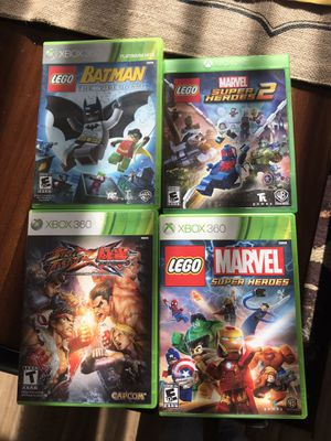 Xbox 360 games for Sale in Belleville, IL