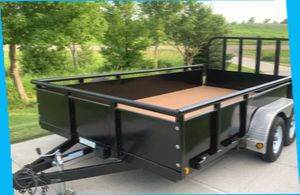 Best Opportunity for you By the PJ Utility Trailer. $1000.00 for Sale in Ithaca, NY