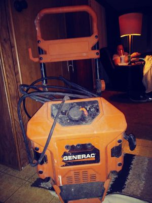 Generac 3000psi pressure washer miter saw and circular saw for Sale in Columbus, OH