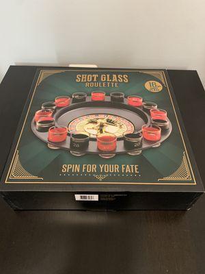 Shot glass roulette for Sale in Alexandria, VA