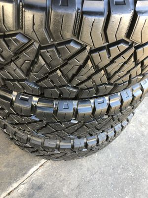 Nitto 275/70/18 tires $699 for Sale in Whittier, CA