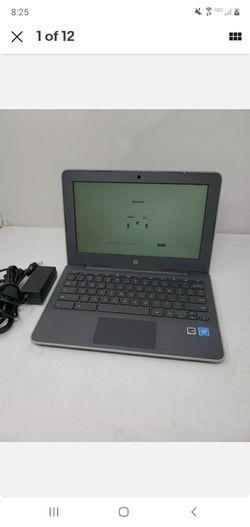 HP 11 G7 EE 11.6 inch Chromebook - Gray#21 for Sale in Glendale,  AZ
