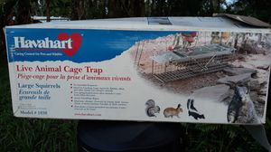 New! Havahart animal cage trap for Sale in Hollywood, FL