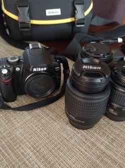 Nikon D60 for Sale in Belle Isle,  FL