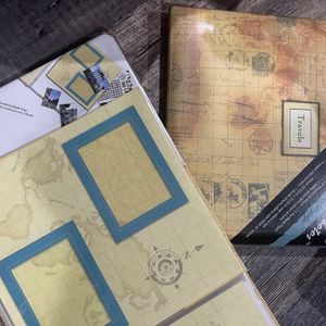 Travel Scrapbook for Sale in Tampa, FL