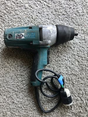Makita 1/2 inch Impact Wrench for Sale in Damascus, OR