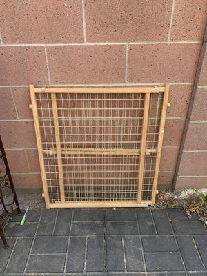 Evenflo Wood Safety Door Gate for Sale in Anaheim, CA