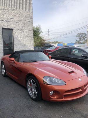 2005 Dodge Viper Copperhead 11,792 miles for Sale in Downers Grove, IL