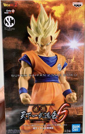 Bandai Banpresto Dragon Ball Z Super Saiyan Goku Statue for Sale in Fresno, CA