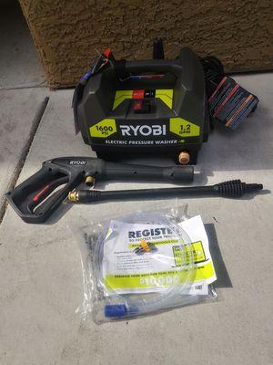 Ryobi pressure washer 1600psi for Sale in North Las Vegas, NV