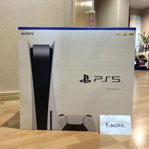 PS5 Playstation 5 Disc Edition for Sale in Beaverton, OR