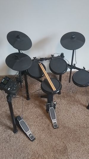 new and used drum set for sale offerup. Black Bedroom Furniture Sets. Home Design Ideas