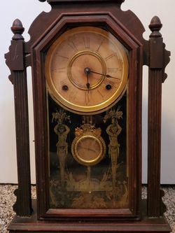 Antique Ansonia NY Parlor Clock for Sale in Glendora,  CA
