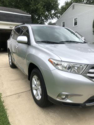 2012 Toyota Highlander for Sale in Wheaton, MD