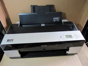 Epson professional photo printer/wide format printer for Sale in San Bernardino, CA