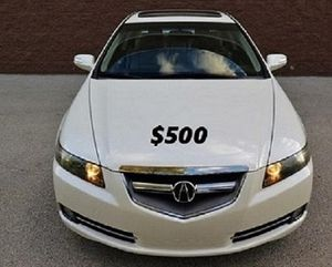 For sale 2005 Acura TL Sedan is really clean Nice Price$500 for Sale in Bridgeport, CT