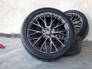 "19"" Hyundai G80 G90 Kia Honda Toyota Wheels Rims Rines and Tires Llantas for Sale in Garden Grove, CA"