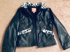 Size 4 Little Girl Fashionista Jacket for Sale in Rockville, MD