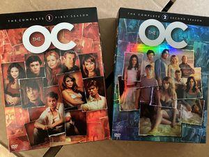 The OC season 1-2 box set dvd for Sale in Olympia, WA