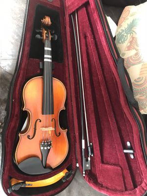 Violin with case and bow for Sale in Louisville, CO