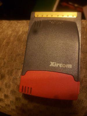 Xircom Realport, Cardbus Ethernet 10/100+ Modem 56 for Sale in Lake Elsinore, CA