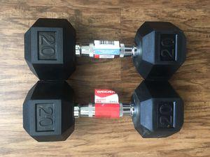 New pair of 20 lb. dumbbells for Sale in Grand Rapids, MI
