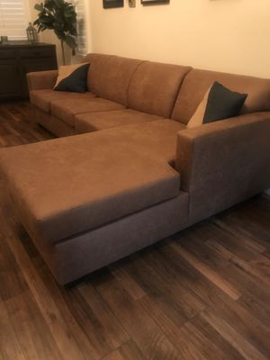 Couch with Sofa Bed for Sale in Rancho Cucamonga, CA