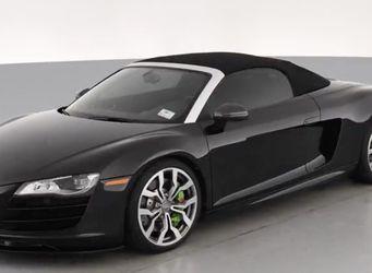 2011 Audi R8 Quattro 5.2 Spider V-10 **FOR SALE** Only 12k Miles for Sale in Mesa,  AZ