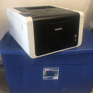 Brother Color Laser Printer for Sale in Fort Worth, TX