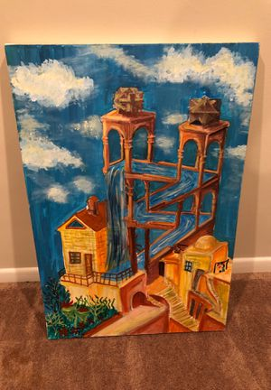 Original painting - priced to go for Sale in Bethesda, MD