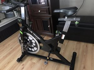 Marcy Stationary Exercise Spin Bike for Sale in Upland, CA