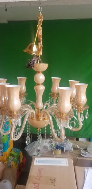 Top quality lighting and chandeliers for Sale in Sacramento, CA