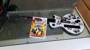 Aerosmith Gutair and Game for Sale in Elk Grove, CA