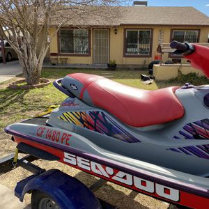 Seeadoos For Sale With New Trailer for Sale in Phoenix, AZ