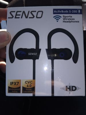 Senso earbuds for Sale in Wolcott, CT