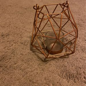 Gold Candle Holder for Sale in Burlingame, CA