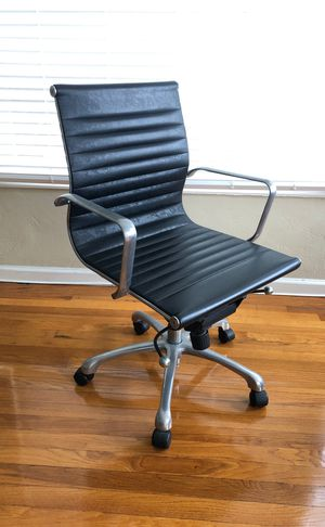 Leather Desk Chair for Sale in San Diego, CA
