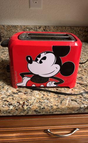 Mickey Mouse toaster Disney kitchen for Sale in Chesapeake, VA